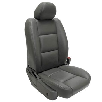 2007 CHRYSLER ASPEN Katzkin Leather Upholstery