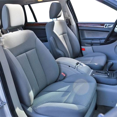 2007, 2008 Chrysler Pacifica Katzkin Leather Upholstery
