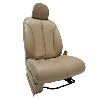 2007, 2008, 2009, 2010 NISSAN VERSA 1.8 SL SEDAN Katzkin Leather Upholstery