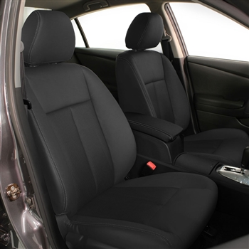 2007, 2008, 2009, 2010 Nissan Altima 2.5 S / SE Sedan Katzkin Leather Upholstery