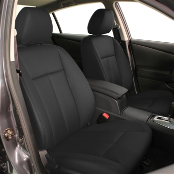 2007, 2008, 2009, 2010 Nissan Altima Hybrid Sedan Katzkin Leather Upholstery