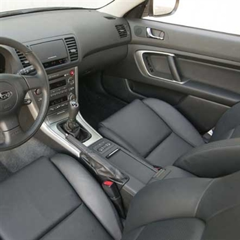 SUBARU LEGACY SEDAN 2.5 I SPECIAL EDITION Katzkin Leather Seat Upholstery, 2007, 2008, 2009