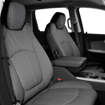 Buick Enclave CX Katzkin Leather Seat Upholstery, 2008