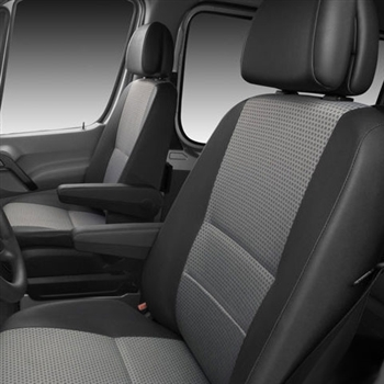 2008, 2009 Dodge SPRINTER VAN Katzkin Leather Upholstery