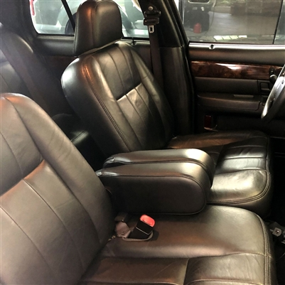 2008, 2009, 2010 Ford Crown Victoria Base Katzkin Leather Upholstery