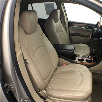 Buick Enclave CX Katzkin Leather Seat Upholstery, 2009, 2010