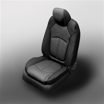 2009, 2010 Chevrolet Traverse LT Katzkin Leather Upholstery