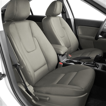 2009 Ford Fusion S Katzkin Leather Upholstery