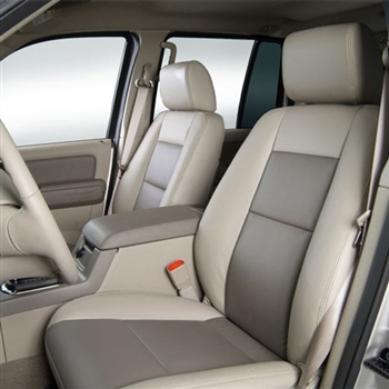 2009, 2010 Ford Explorer 4dr XLT Katzkin Leather Upholstery