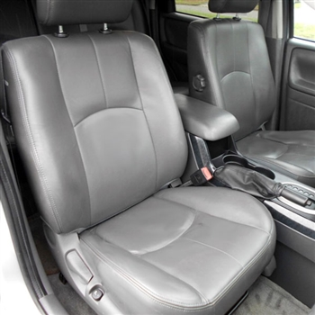 2009 MAZDA TRIBUTE Katzkin Leather Seat Upholstery