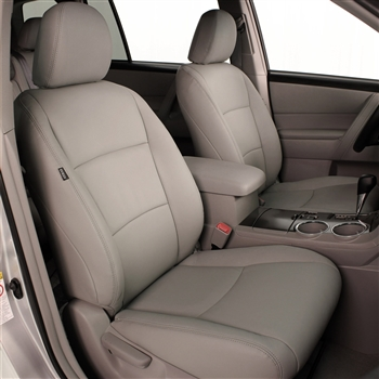 2009, 2010, 2011 Toyota Yaris Base / S Sedan Katzkin Leather Upholstery