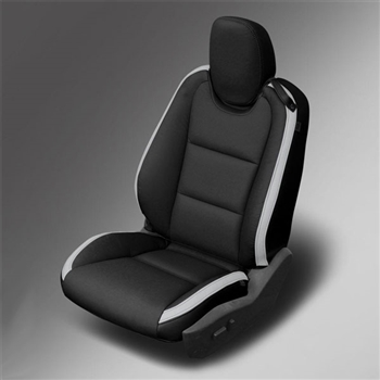 CHEVROLET CAMARO COUPE Katzkin Leather Seat Upholstery, 2010, 2011, 2012, 2013, 2014, 2015
