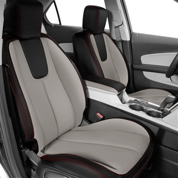2010, 2011 Chevrolet Equinox LS / LT Katzkin Leather Upholstery