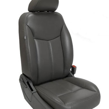 2010 CHRYSLER SEBRING SEDAN BASE / LX Katzkin Leather Upholstery