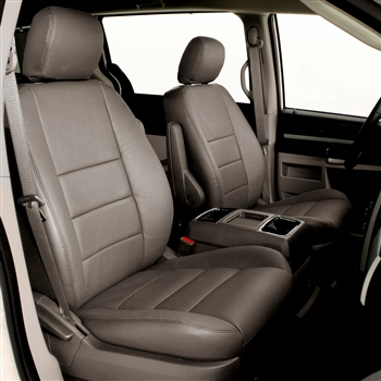 2010 CHRYSLER TOWN & COUNTRY Katzkin Leather Upholstery