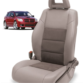 2010, 2011, 2012 Dodge Caliber SE Katzkin Leather Upholstery