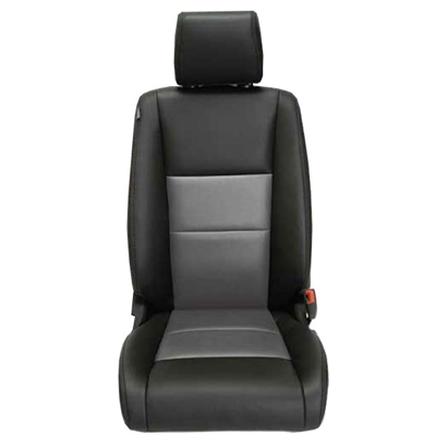 2010 Dodge Journey SE Katzkin Leather Upholstery