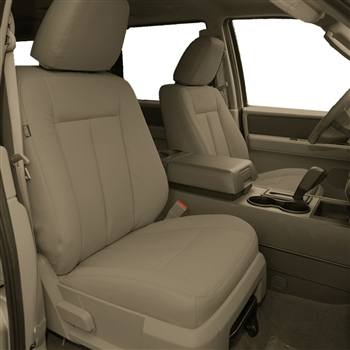 2010, 2011 Ford Expedition XLT Katzkin Leather Upholstery