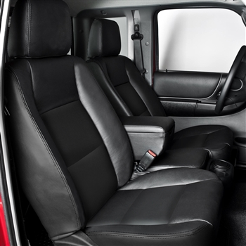 2010, 2011 FORD RANGER SUPER CAB XLT / SPORT Katzkin Leather Upholstery