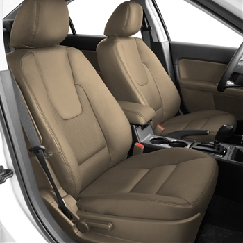 2010 Ford Fusion HYBRID Katzkin Leather Upholstery