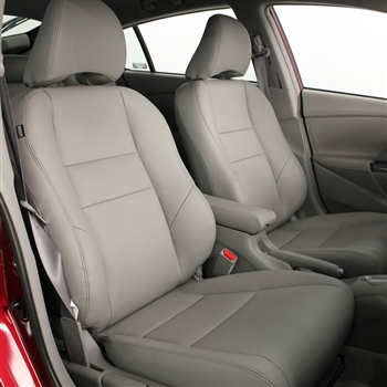 2010 Honda Insight LX / EX Katzkin Leather Upholstery