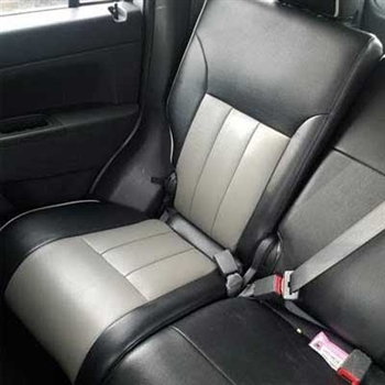 2010, 2011, 2012 JEEP LIBERTY SPORT Katzkin Leather Upholstery