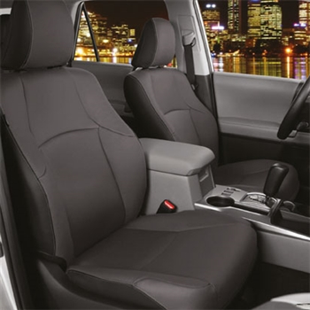 Toyota 4Runner SR5 Katzkin Leather Seat Upholstery, 2010 (with manual front seats, without third row seat)
