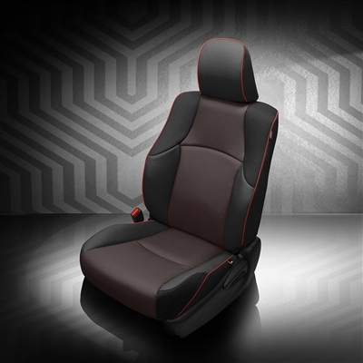 Toyota 4Runner SR5 Katzkin Leather Seat Upholstery, 2010, 2011, 2012, 2013, 2014, 2015, 2016, 2017, 2018 (with power driver's seat, with third row seat)