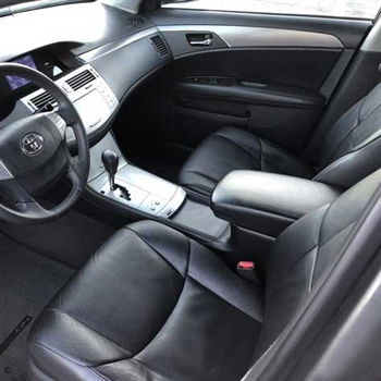 2010 TOYOTA AVALON XL Katzkin Leather Upholstery