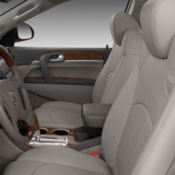Buick Enclave CX Katzkin Leather Seat Upholstery, 2011, 2012