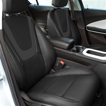 Chevrolet Volt 5 Door Hatchback Katzkin Leather Seat Upholstery, 2011, 2012, 2013, 2014, 2015