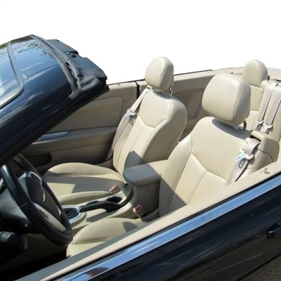 Chrysler 200 Touring Convertible Katzkin Leather Seat Upholstery, 2011, 2012, 2013, 2014
