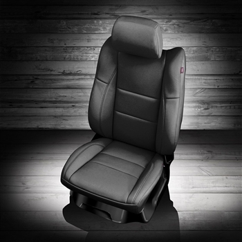 Dodge Durango Express Katzkin Leather Seat Upholstery, 2011, 2012, 2013, 2014, 2015, 2016, 2017, 2018 (without third row)