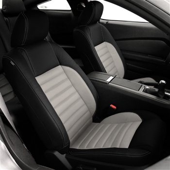 2011, 2012 Ford Mustang Convertible V6 / GT Katzkin Leather Upholstery