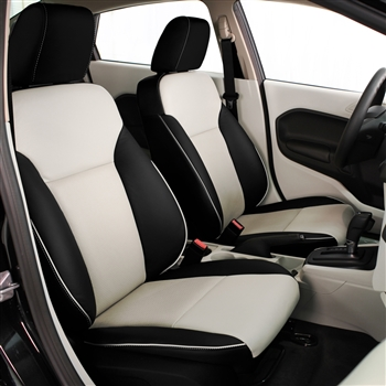 2011 FORD FIESTA Katzkin Leather Upholstery