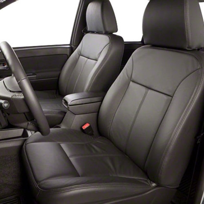 GMC CANYON SLE CREW CAB Katzkin Leather Seat Upholstery, 2011
