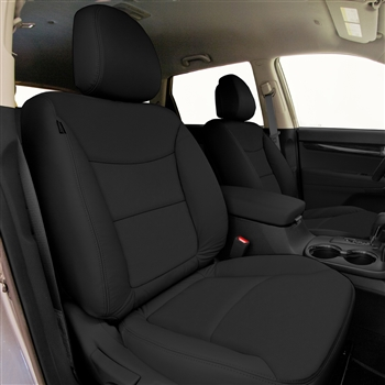 2011, 2012, 2013 KIA SORENTO BASE Katzkin Leather Upholstery