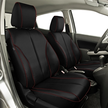 MAZDA 2 HATCHBACK Katzkin Leather Seat Upholstery, 2011, 2012, 2013, 2014