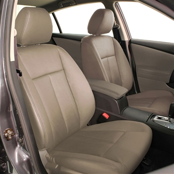 2011, 2012 Nissan Altima Hybrid Sedan Katzkin Leather Upholstery