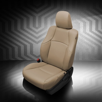 Toyota 4Runner SR5 / TRAIL Katzkin Leather Seat Upholstery, 2011, 2012, 2013, 2014, 2015, 2016, 2017, 2018 (power driver's seat, without third row seating)