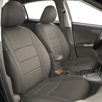 2011, 2012, 2013 Toyota COROLLA BASE / LE Katzkin Leather Upholstery