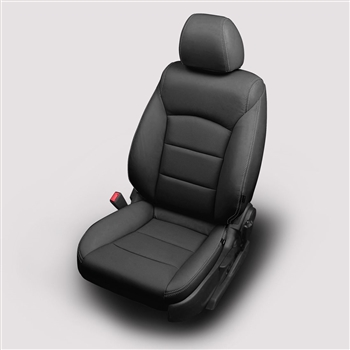 Chevrolet Cruze LS / LT Eco Sedan Katzkin Leather Seat Upholstery, 2012, 2013, 2014, 2015 (with open back front seat, with rear center armrest)