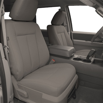 Ford Expedition XLT / EL Katzkin Leather Seat Upholstery, 2012, 2013, 2014, 2015, 2016
