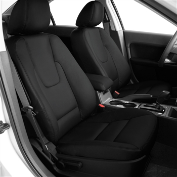2012 Ford Fusion S / SE Katzkin Leather Upholstery
