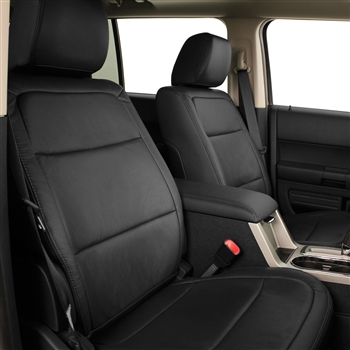 2012 Ford Flex SE Katzkin Leather Upholstery