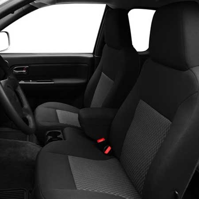 GMC CANYON SLE CREW CAB Katzkin Leather Seat Upholstery, 2012