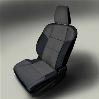 2012, 2013 Honda Civic Coupe EX Katzkin Leather Upholstery