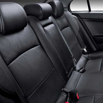 MITSUBISHI LANCER GT / RALLIART SEDAN Katzkin Leather Seat Upholstery, 2012, 2013, 2014