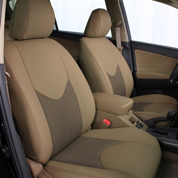 2012 Toyota Rav4 Base Katzkin Leather Upholstery