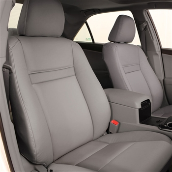 Toyota Camry HYBRID Katzkin Leather Seat Upholstery Covers, 2012, 2013, 2014 (VIN-U)
